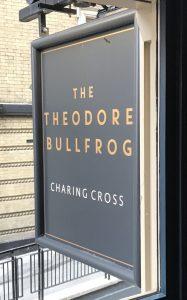 Theodore Bullfrog